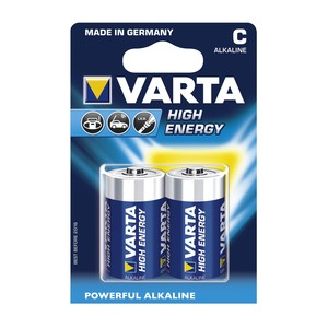 VARTA High Energy LR14 Batterien