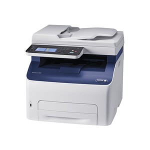 XEROX WorkCentre 6027V_NI, White/Blue