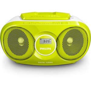 PHILIPS Boombox AZ215G/12 Green