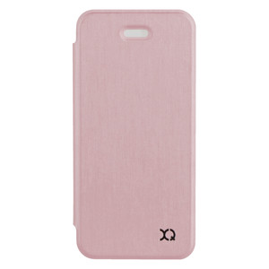 XQISIT Flip-Cover Adour für iPhone 5/5S/SE