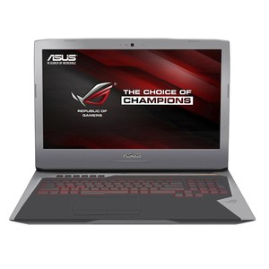 "ASUS G752VS-GC294T, 17.3"", i7, 16 GB RAM, 256 GB SSD, 1 TB HDD"