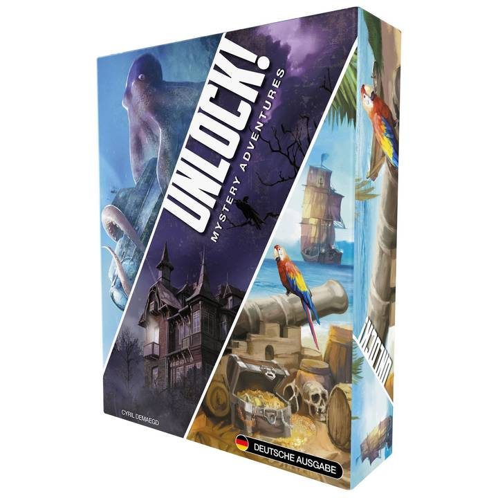 Unlock Mystery Adventures Alter: 10+, fü