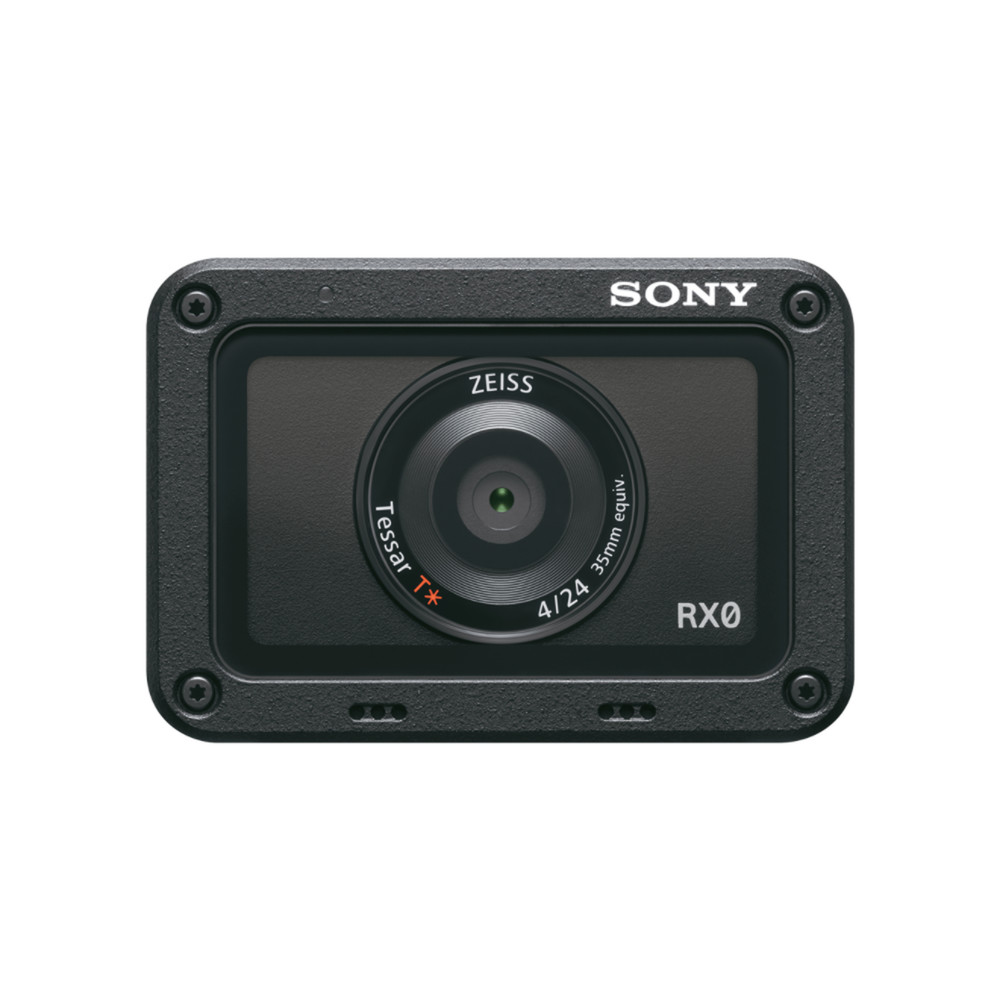 SONY Cyber-Shot Premium Compact RX0 Black
