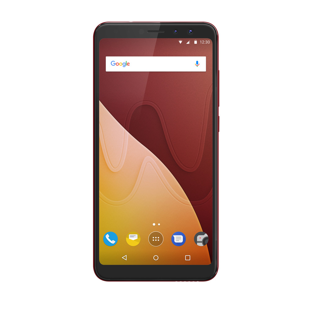 WIKO View Prime Red