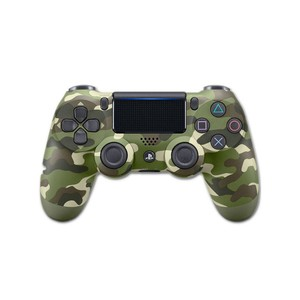 SONY PS4 Dualshock 4 Wireless Controller Green Camouflage