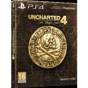 Uncharted 4 - A Thief's End Special Edition
