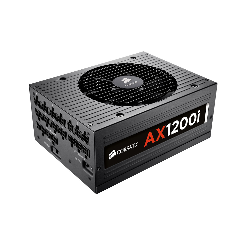 AX1200i, 80PLUS Platinum Certified, 1200