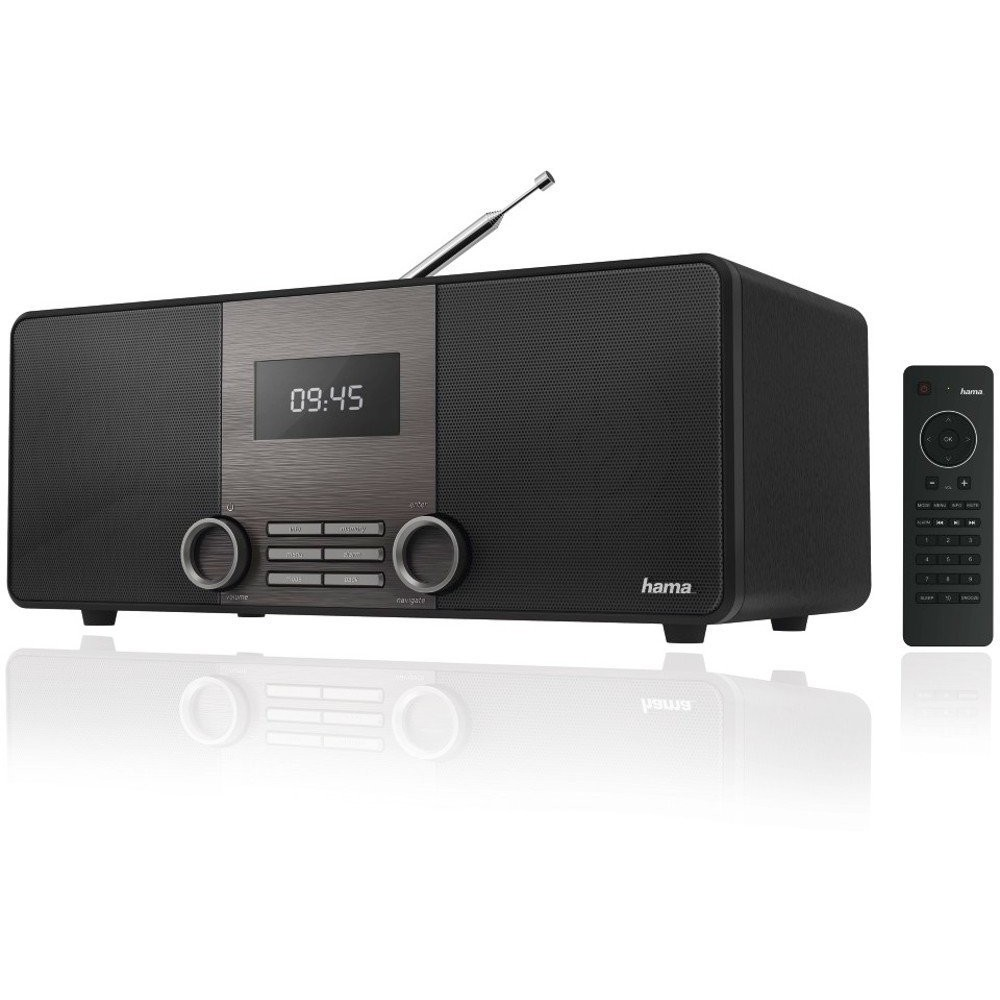 HAMA Digitalradio DIR3010, Black