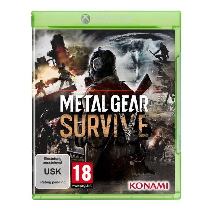 Metal Gear Survive (DE/FR/EN)