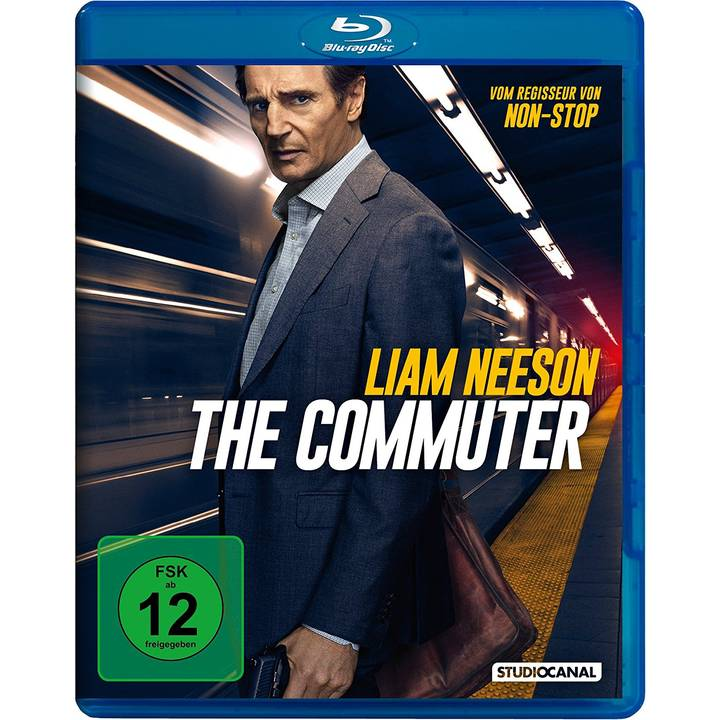 The Commuter (Version D)