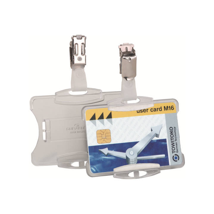 DURABLE Security Pass Holder 25 Stück