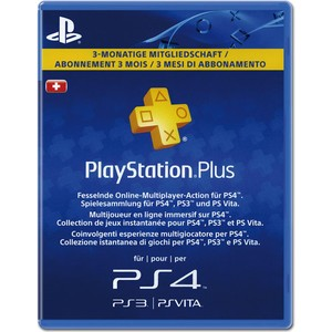 SONY PlayStation Plus Live Card 90 Tage