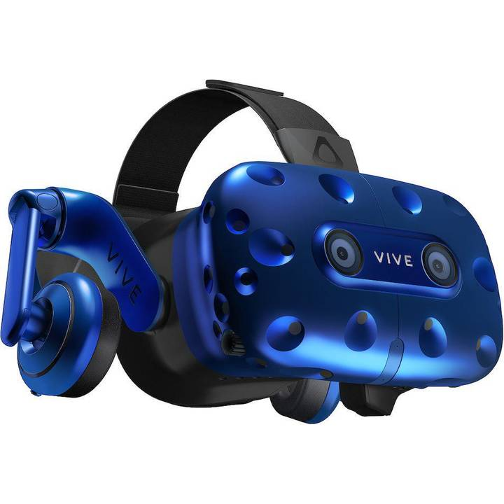 HTC Vive Pro, VR Headset Gaming VR-Brill