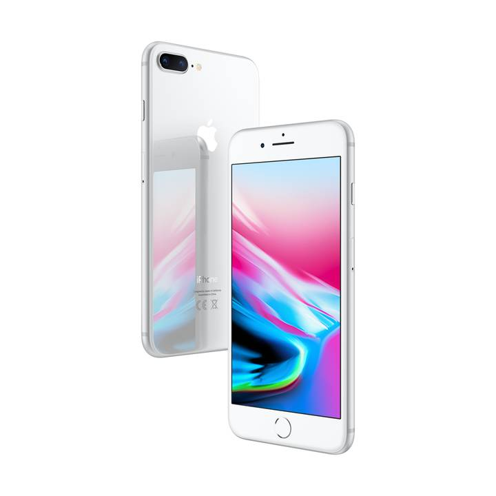 APPLE iPhone 8 Plus 64 GB Silver