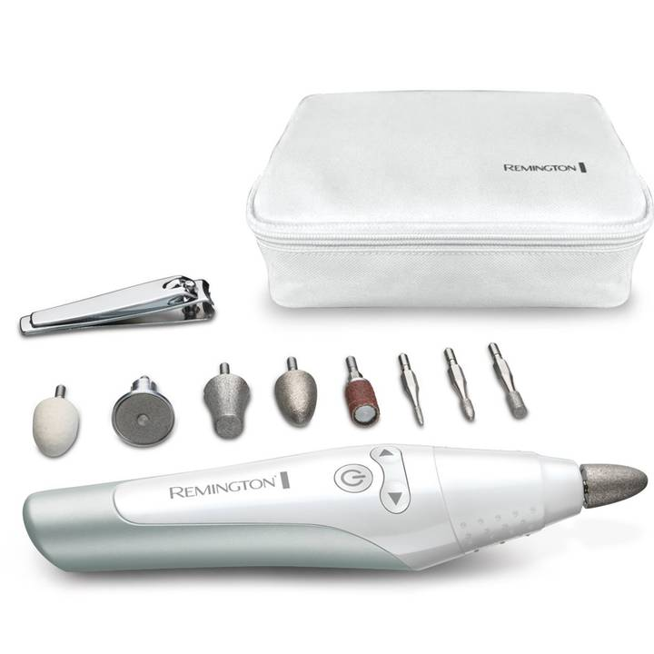 REMINGTON MAN3000 REVEAL Pro Collection Manucure/Pedicure Set de manucure/Pedicure