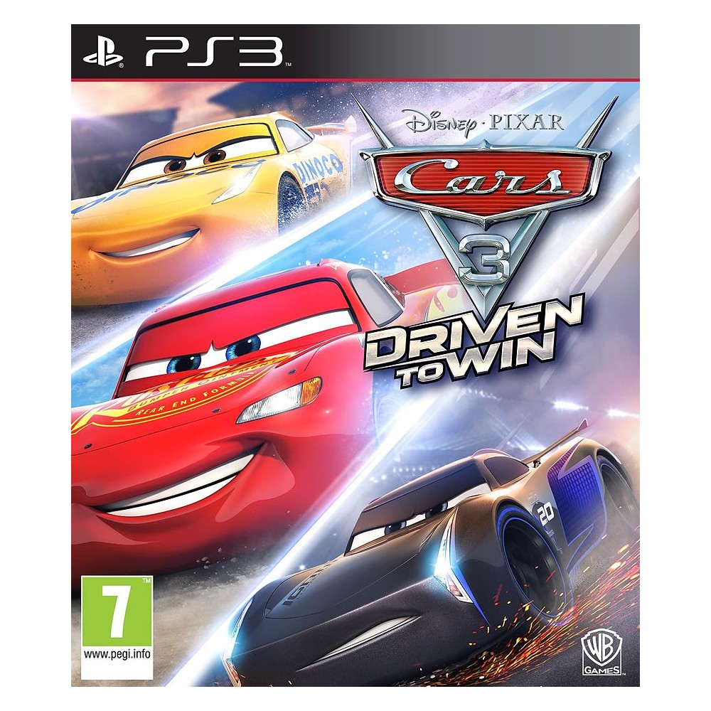 Cars 3 - Driven to win (Version DFI)