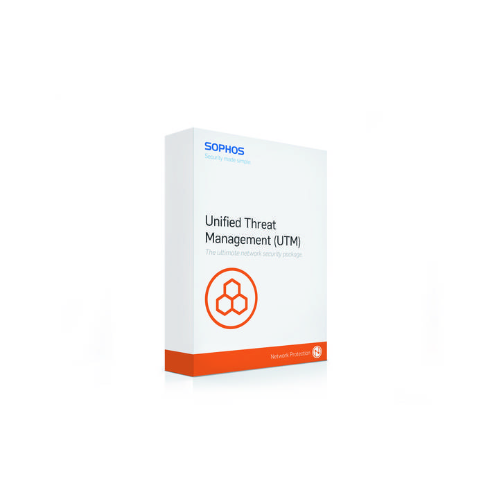 SOPHOS SG 135 Network Protection - 24 MO
