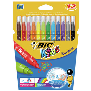 BIC Fasermaler Kid Couleur