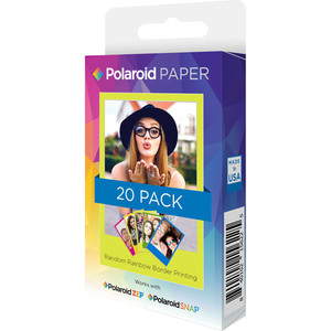 POLAROID Premium ZINK Rainbow Photo Paper