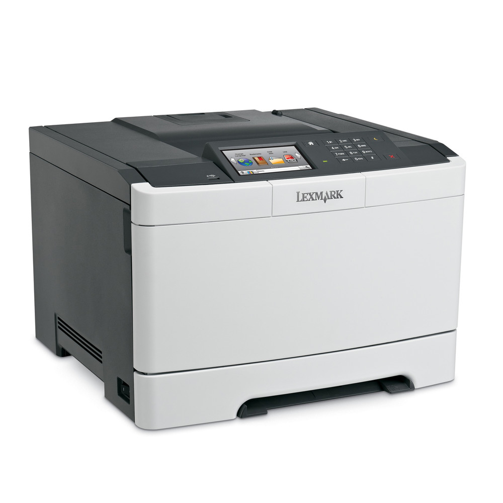 LEXMARK Laserprinter CS510de color