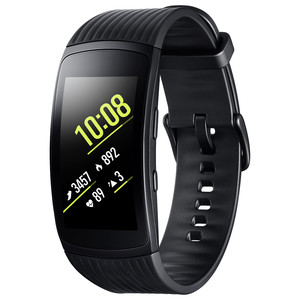 SAMSUNG Activity-Tracker Gear Fit 2 Pro Black L
