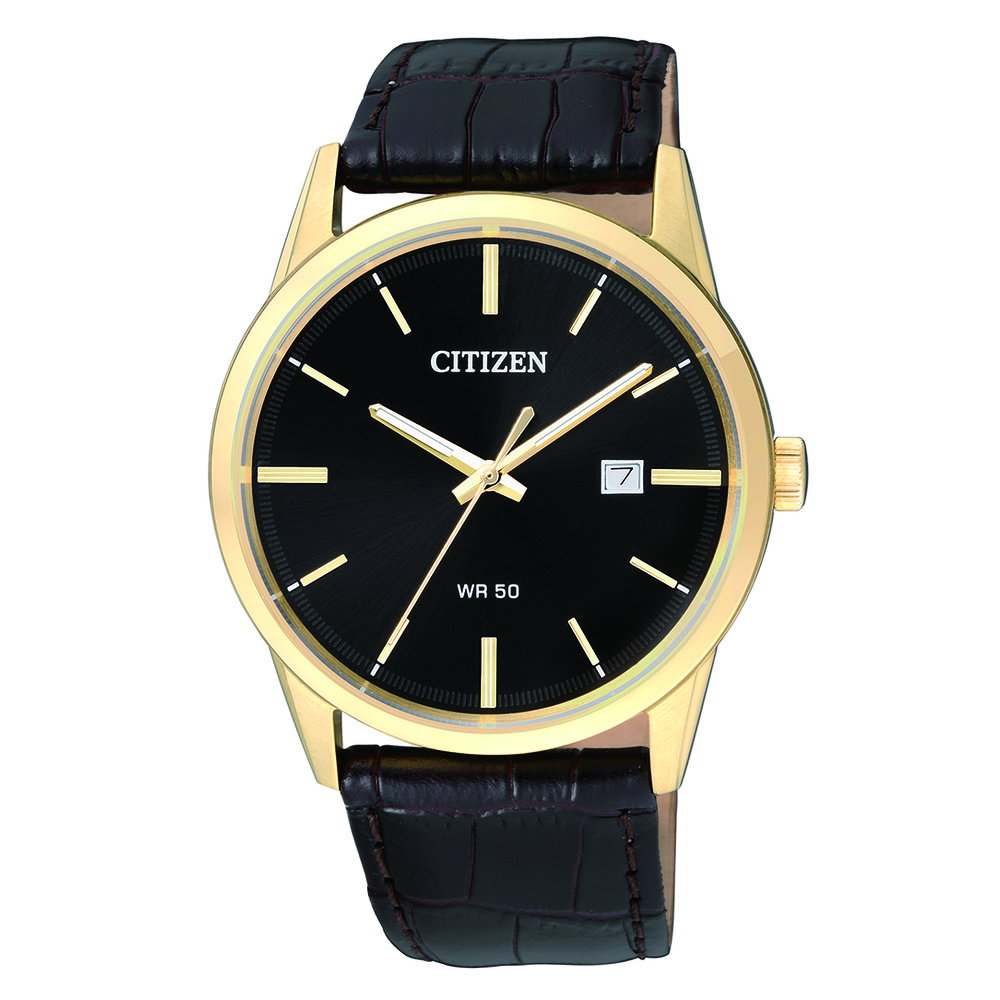 CITIZEN BI5002-06E Black/Gold