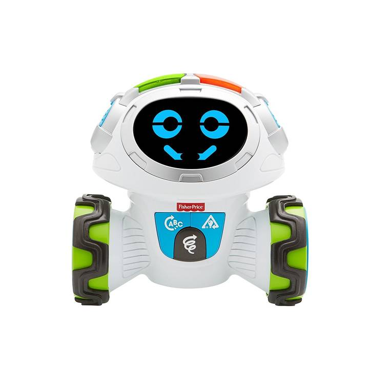 FISHER-PRICE Learning Robot Movi (Version D)