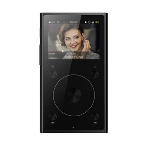 FIIO Portabler Musik-Player All New X1