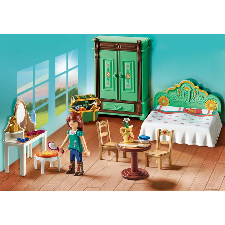 PLAYMOBIL Luckys Schlafzimmer (9476)