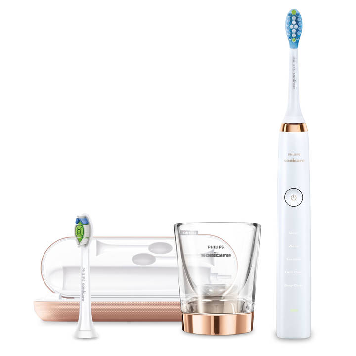 PHILIPS HX9395/88 Sonicare DiamondClean Rose Gold