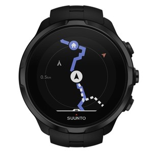 SUUNTO Spartan Sport Wirst HR All Black