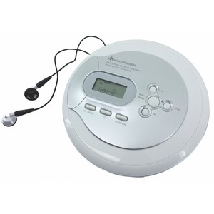 SOUNDMASTER CD-Player CD9180 Silver