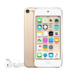 APPLE Digitalplayer iPod touch MKH02FD/A Gold