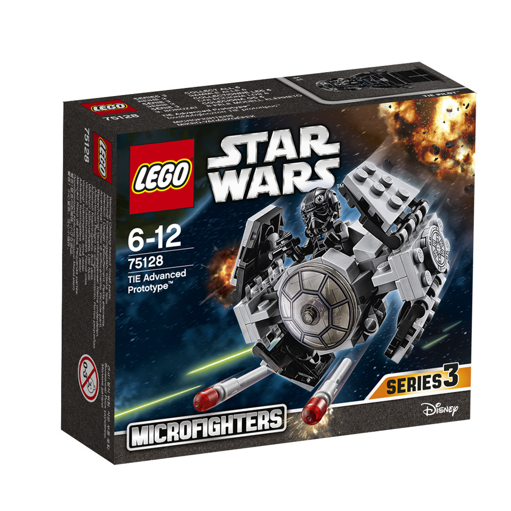 LEGO Star Wars TIE Advanced Prototype (75128)