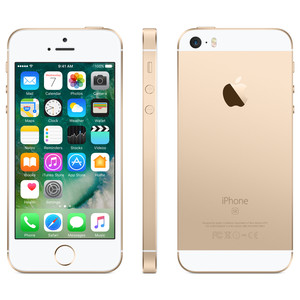 APPLE iPhone SE 64 GB Gold