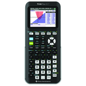 TEXAS INSTRUMENTS TI-84+ CE-T