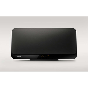 PHILIPS Mini Stereoanlage BTM2460/12 Black