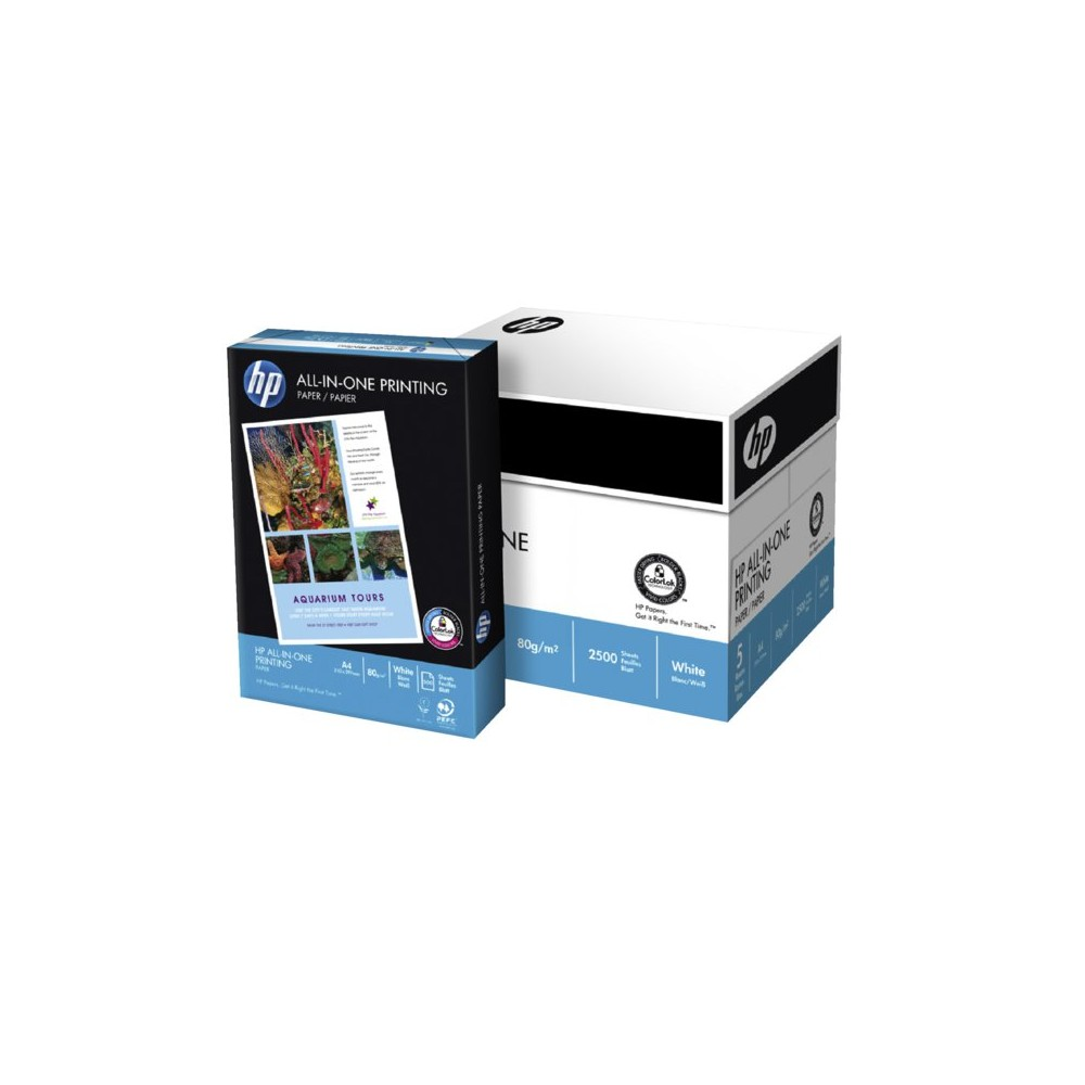 HP All-in-One Druckpapier Box, 5 Pack