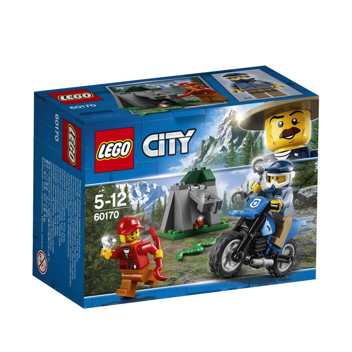 LEGO City Offroad Chase (60170)