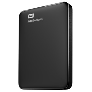 WESTERN DIGITAL Elements 1 TB Portable USB 3.0