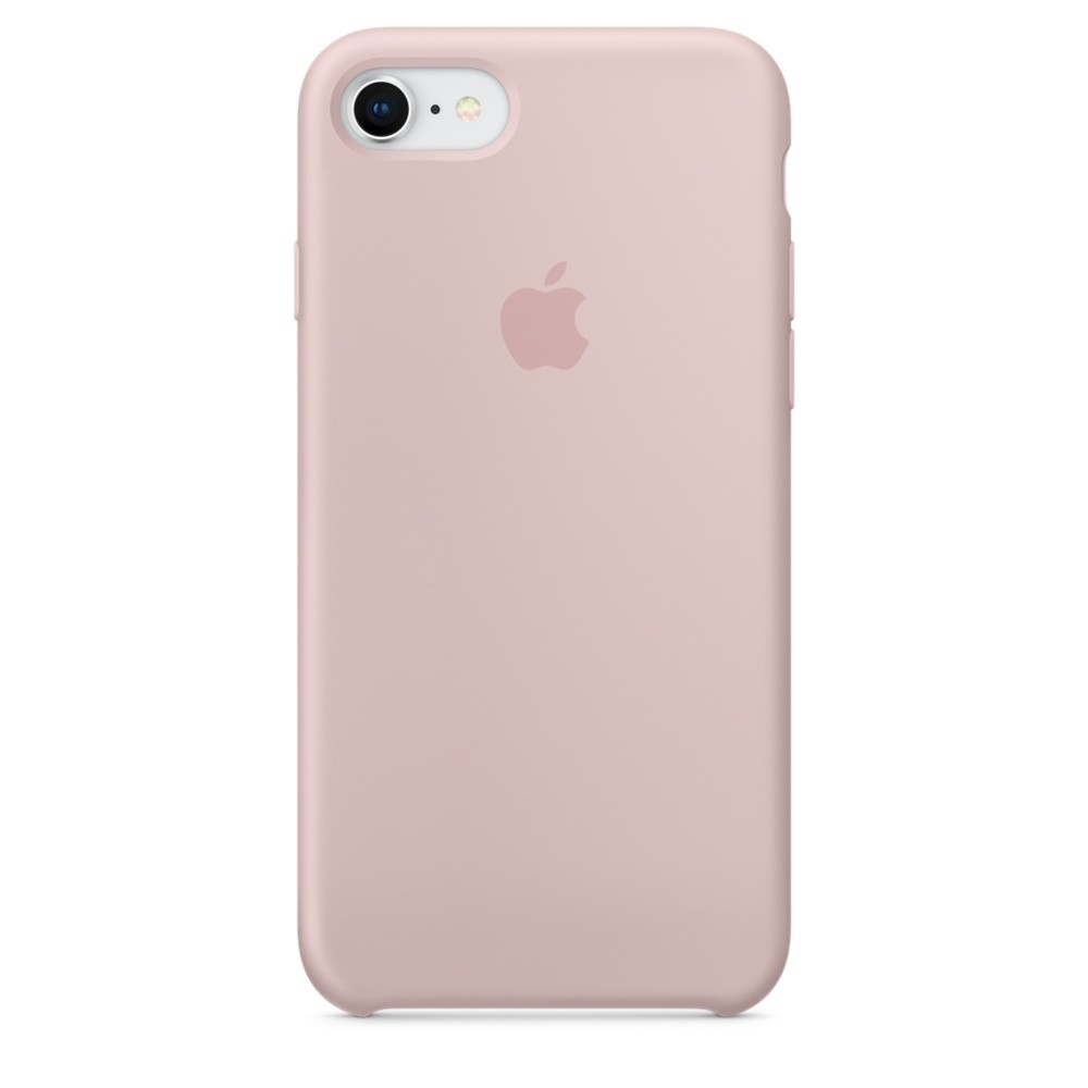 APPLE iPhone 8 / 7 Silikon Case Sandrosa