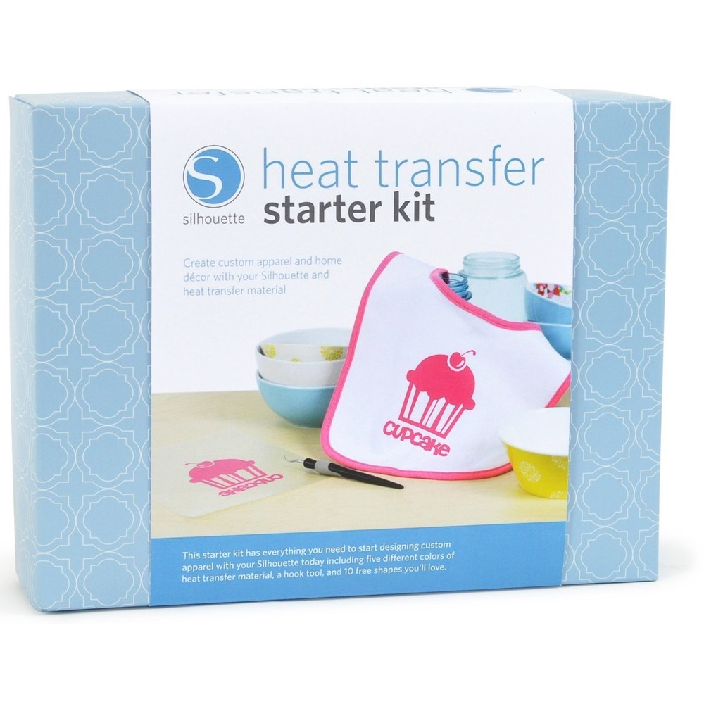 SILHOUETTE Heat-transfer starter kit