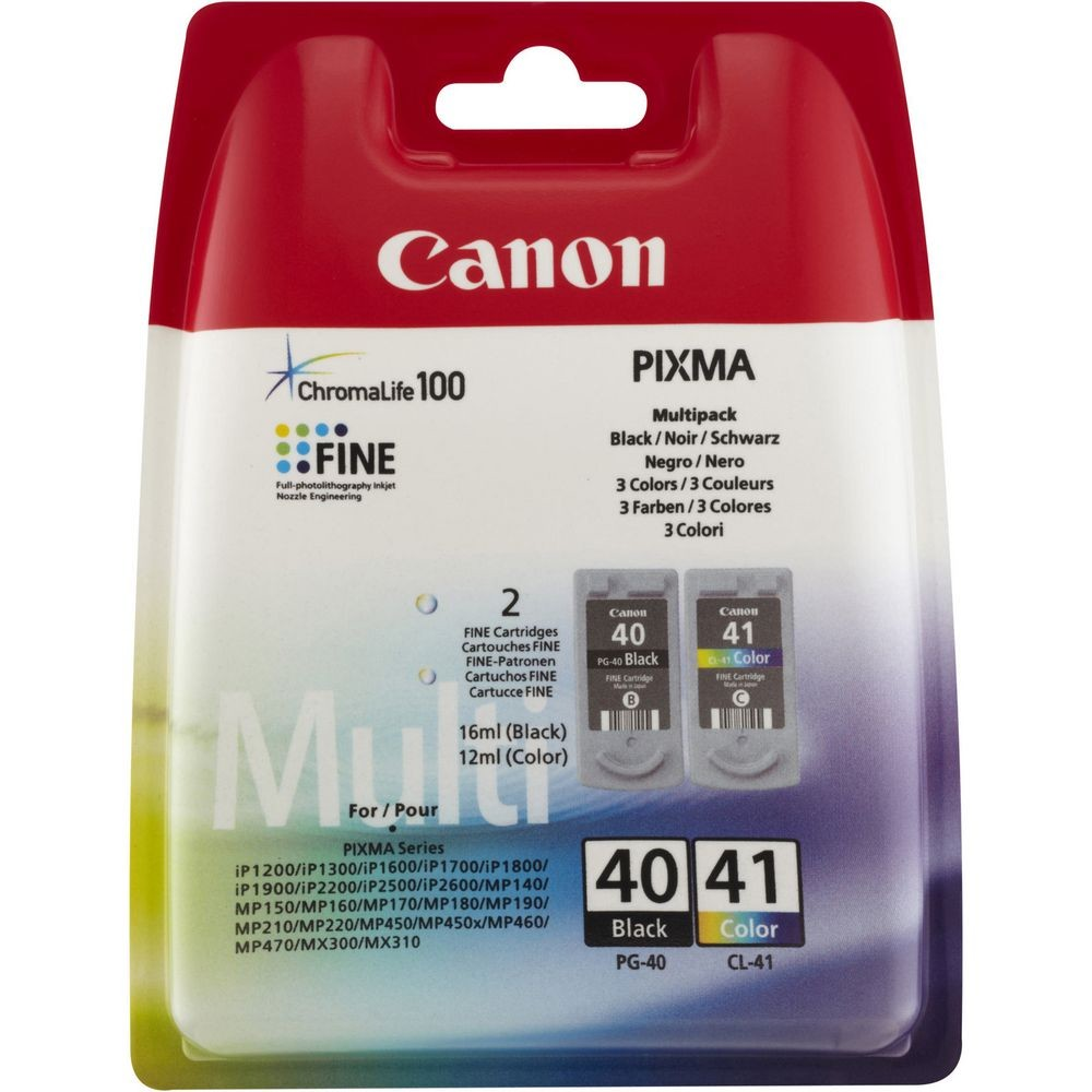 CANON PG-40 / CL-41 Multi Pack