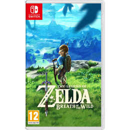 The Legend of Zelda - Breath of the Wild (DE)