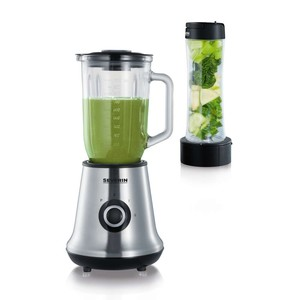 SEVERIN Multimixer + Smoothie Mix & Go