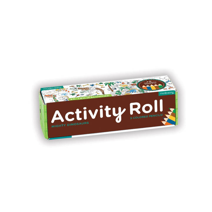 Activity Roll Dinosaurier Alter: 4+