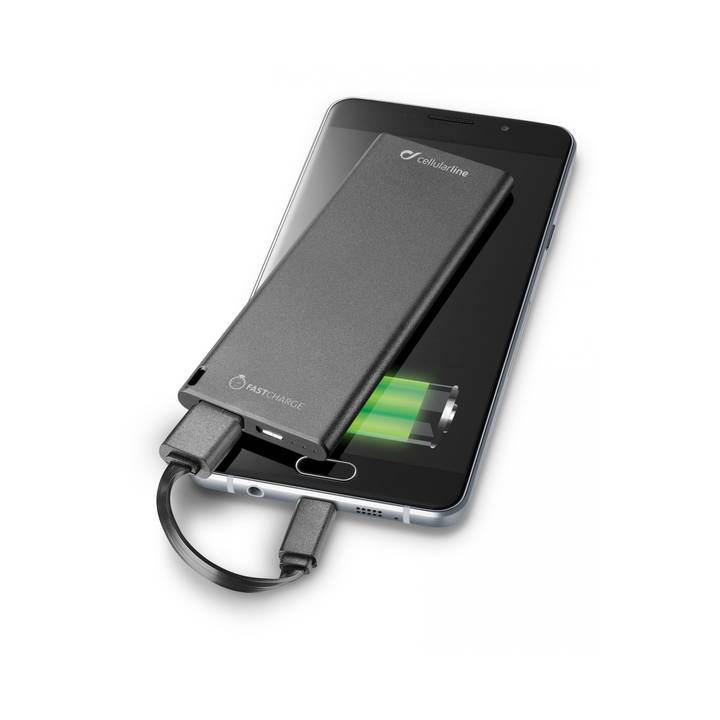 CELLULAR Freepower Slim 3000 Black