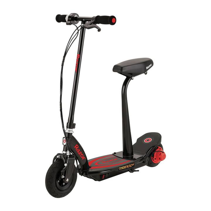 Razor Power Core E100S Red Electric Scoo
