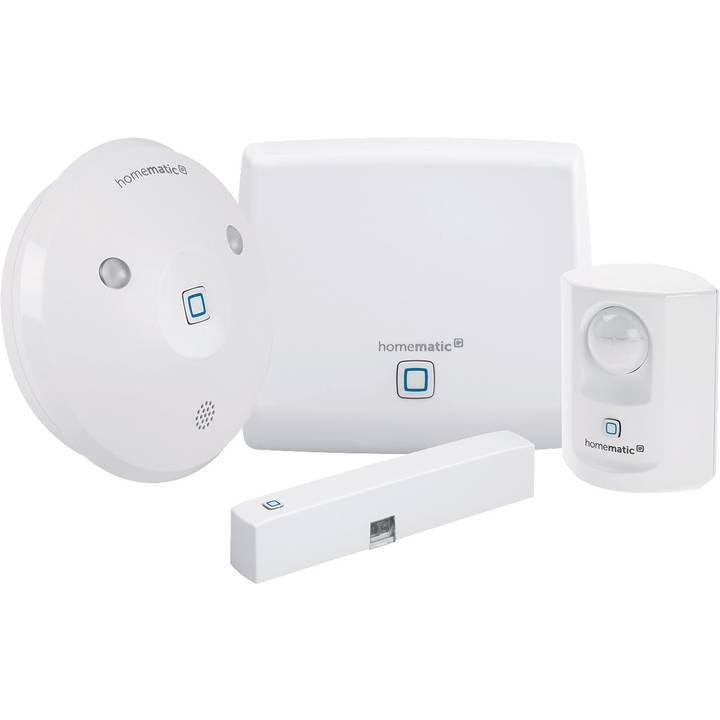 Homematic IP Starter Set Alarm Überwachu