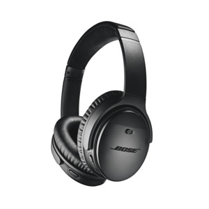 BOSE QuietComfort 35 wireless II Black